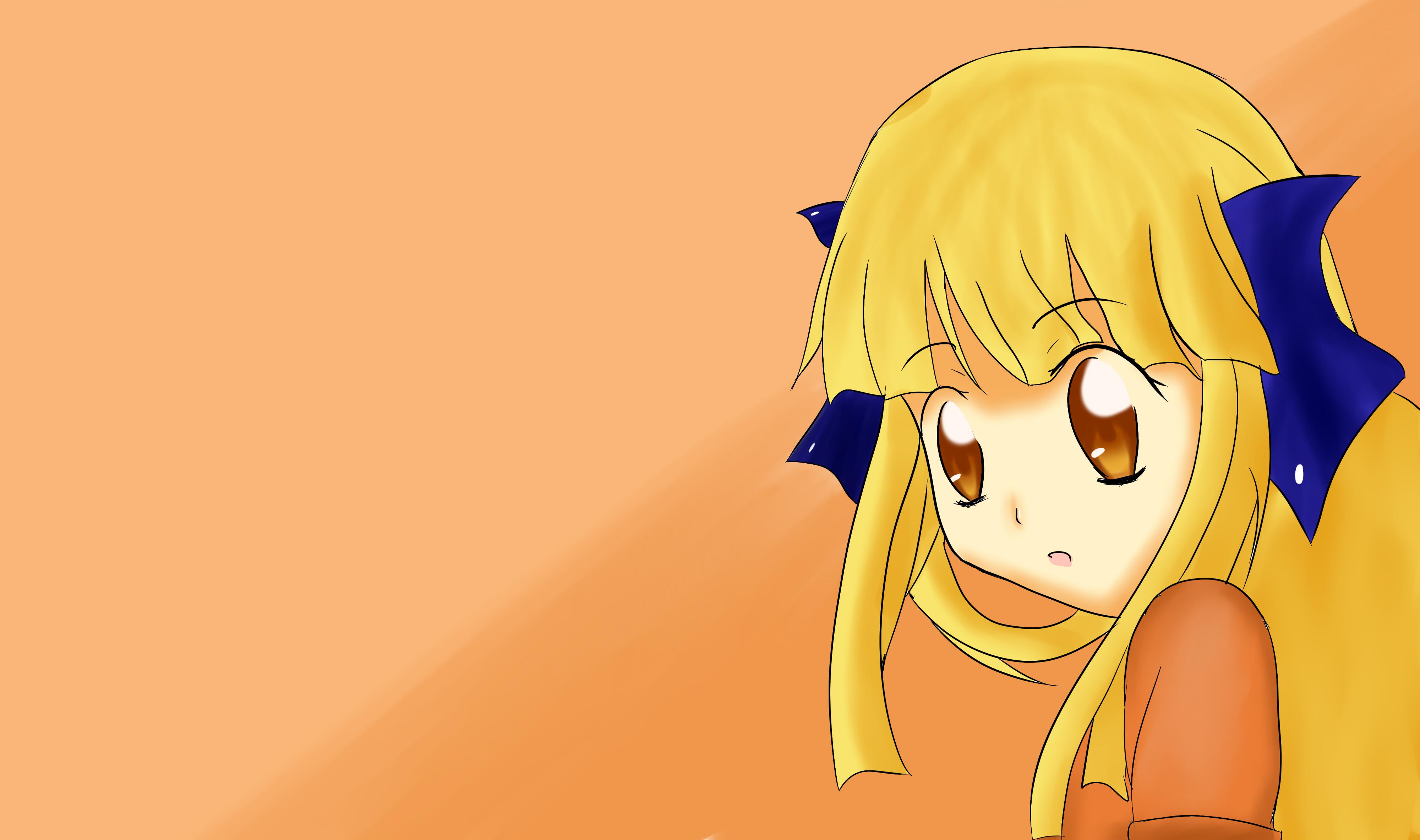 Elfen clipart yellow DeviantArt by Mariko  Elfen