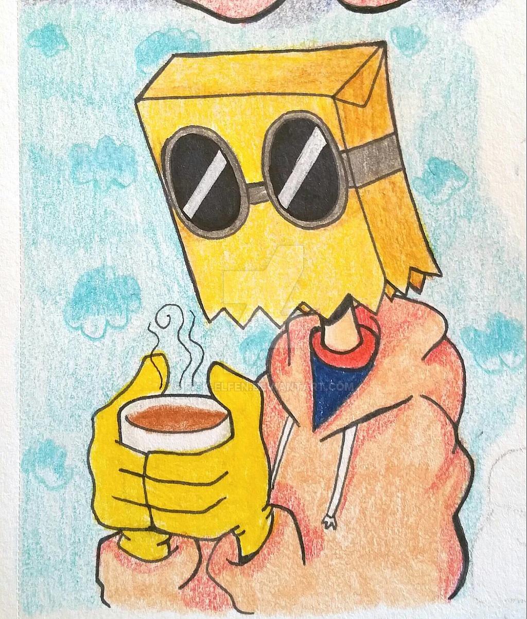 Elfen clipart yellow Elfen Flug  Relax on