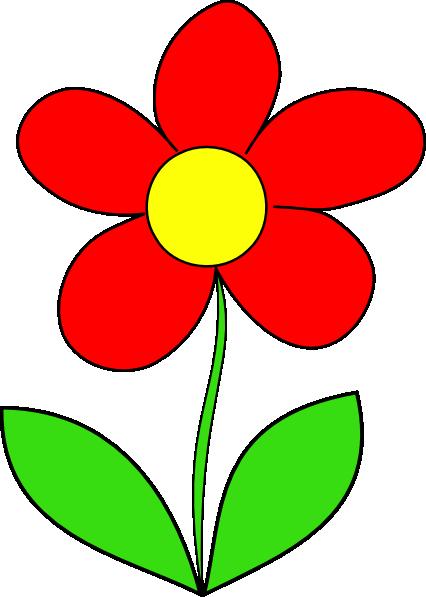 Flower clipart Flowers graphics  art clip