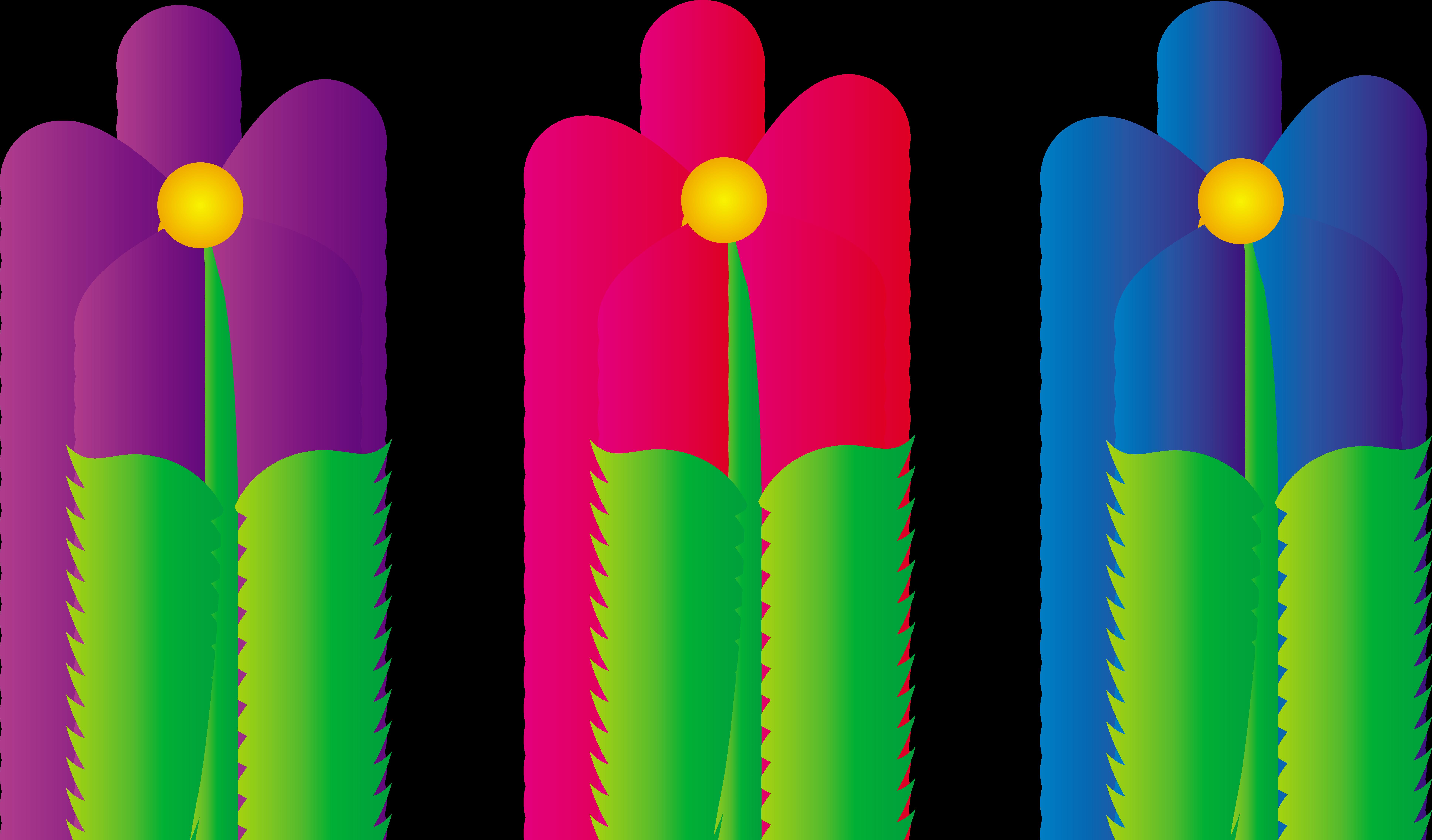 Flower clipart Clipart Flower Images Free flower%20border%20clipart