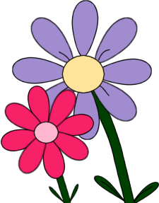 Flower clipart Purple and Images Flower Clip