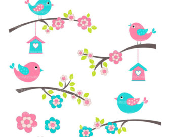Butterfly clipart baby blue Art items for Clipart Clip