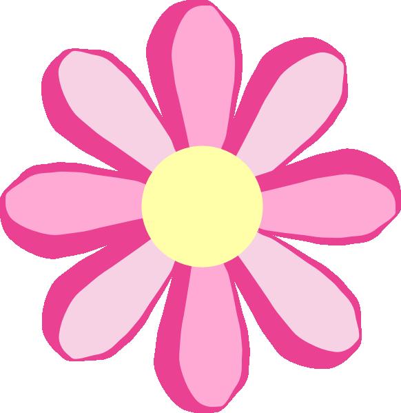 Elower clipart pink flower Pink Clipart Clipart Pink Art