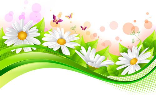 Bird clipart spring flower  Free Spring download grass