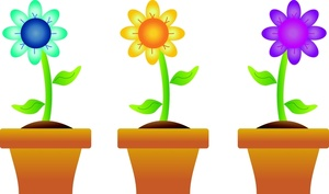 Gallery clipart spring flower At flower clip clip flowers