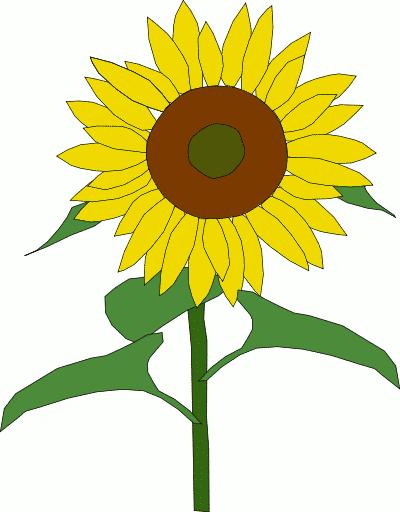 Yellow Flower clipart sunflower Sunflower Free clip art and
