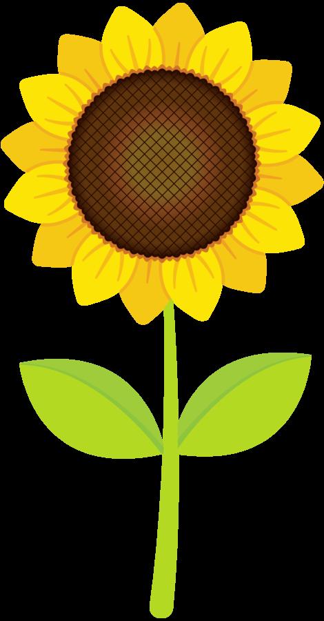 Yellow Flower clipart sunflower Minus http://nanakits Clipart clipart More