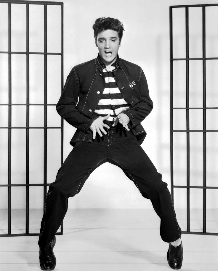 Elvis Presley clipart Elvis Jailhouse Rock Silhouette Elvis PDF best Pinterest 33