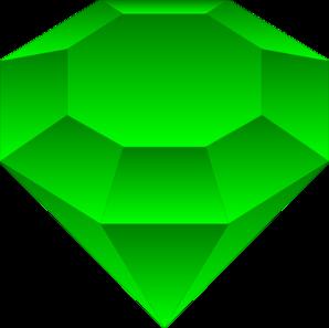 Emerald clipart cartoon Clip Emerald vector Clker Art