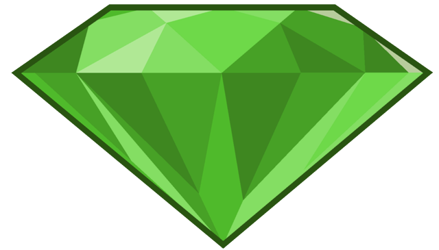 Gems clipart emerald HD Stone PNG Emerald PNG
