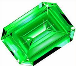 Emerl clipart gemstone Emerald Emerald Cut Gemstone Free