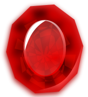 Ruby clipart emerald #4