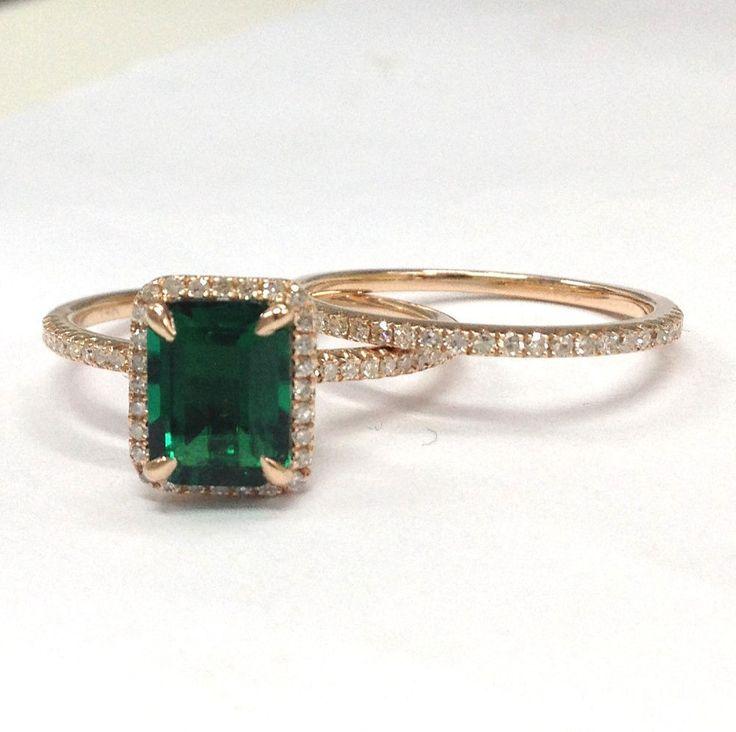 Emerald clipart small colored gem stone shape #5