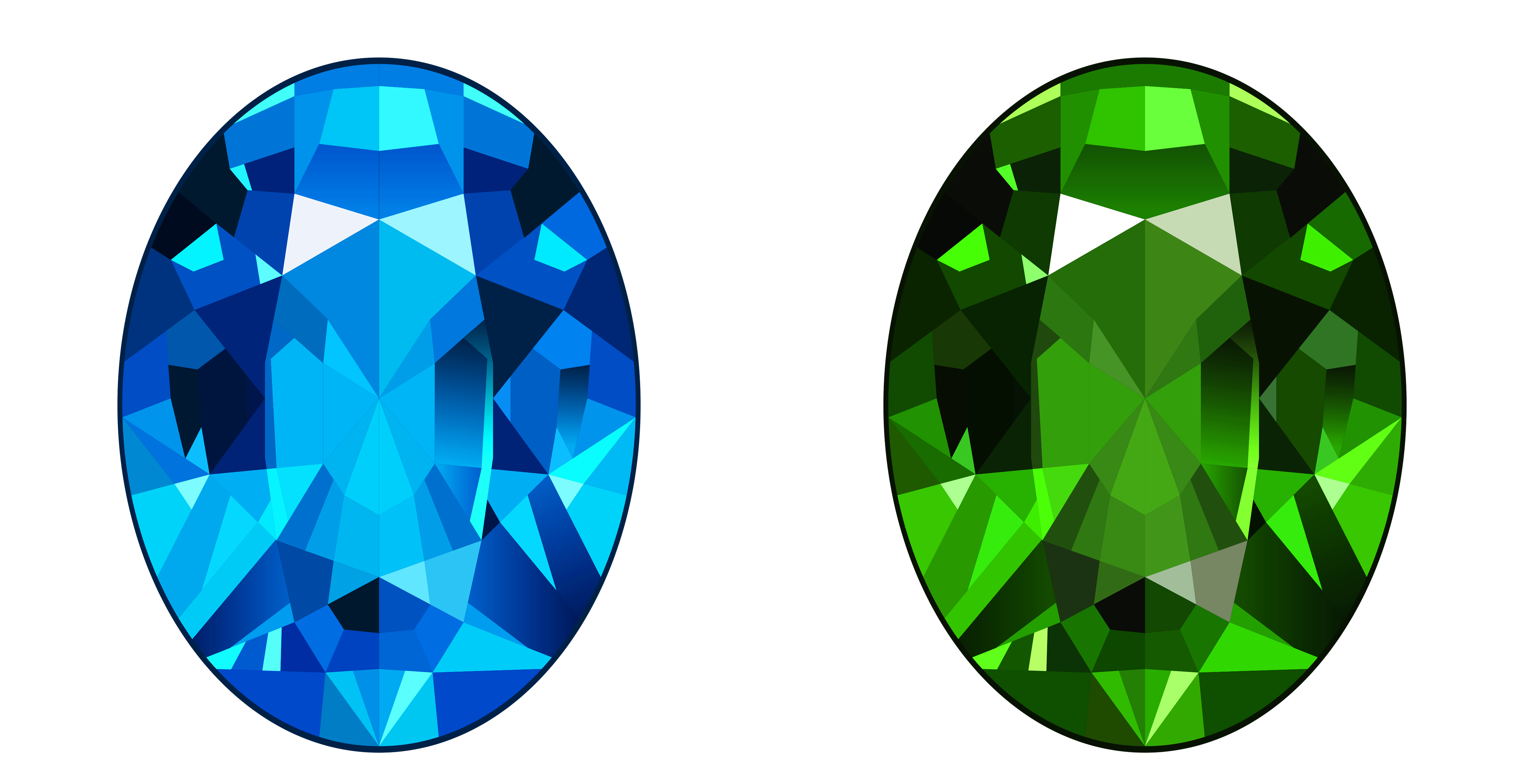 Emerald clipart transparent And Gallery  Green Blue