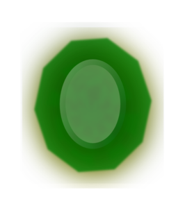 Emerl clipart gemstone Collection Clip Clker Green emerald