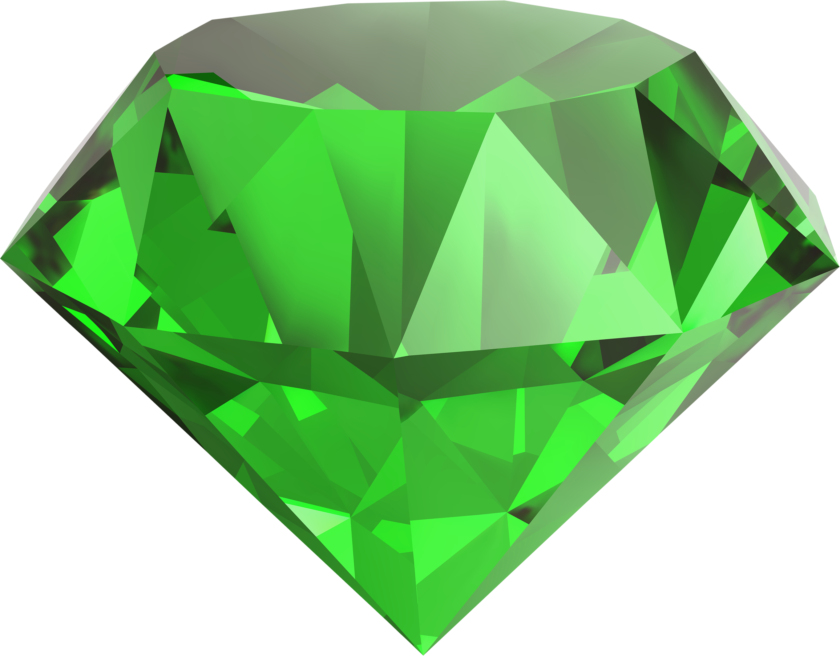 Emerald clipart transparent Transparent background with PNG PNG