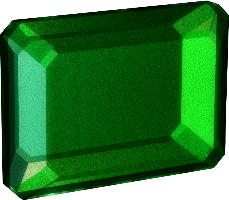 Emerald clipart transparent Emerald High Images Stone All
