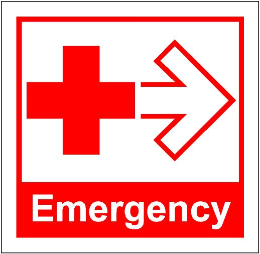 Emergency clipart #1