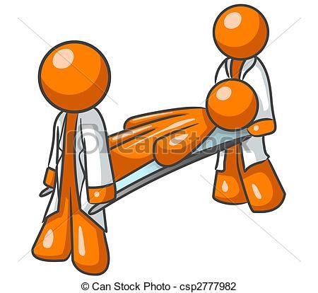 Emergency clipart blue man Orange images Emergency 651 Orange