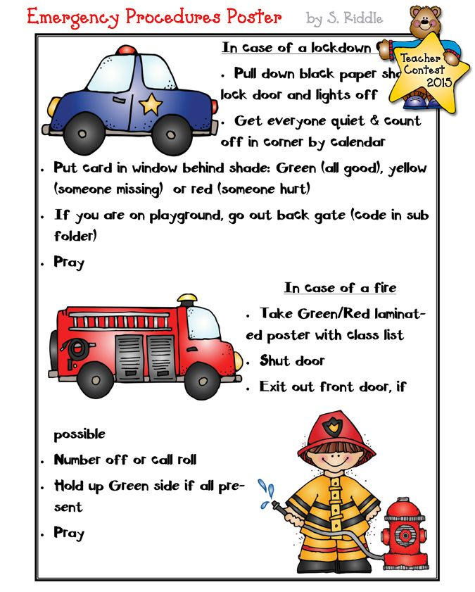Emergency clipart border & on Poster best images