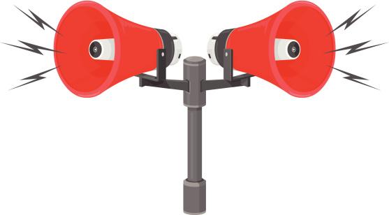Emergency clipart siren Alarm siren Hubbard Icon Siren