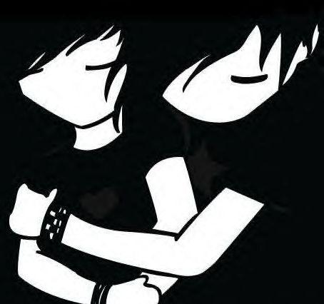 Emo clipart » DARK for BOY »