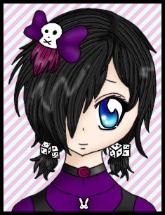 Emo clipart cute Graphics: graphics Glitter the nice