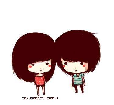 Emo clipart cute thing On Boy Girl Emo GifCouple