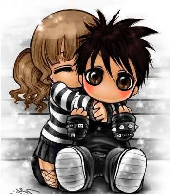 Emo clipart cute thing On Pin more 129 Cute
