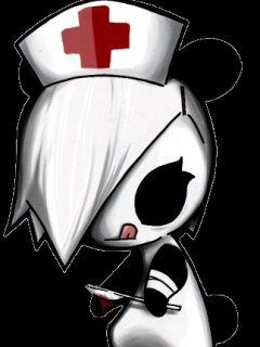 Emo clipart cute thing Nurse 240x320 Nurse #81259 Download