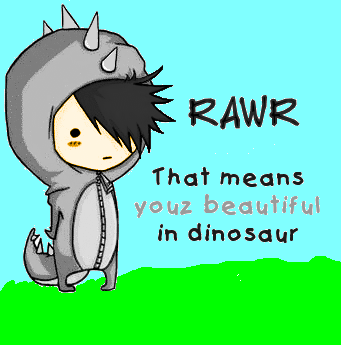 Emo clipart cute thing One goes Emo of for