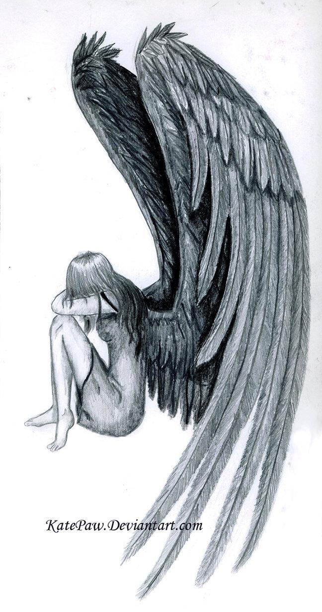Drawn sleleton angel Fallen angel angel Search Fallen