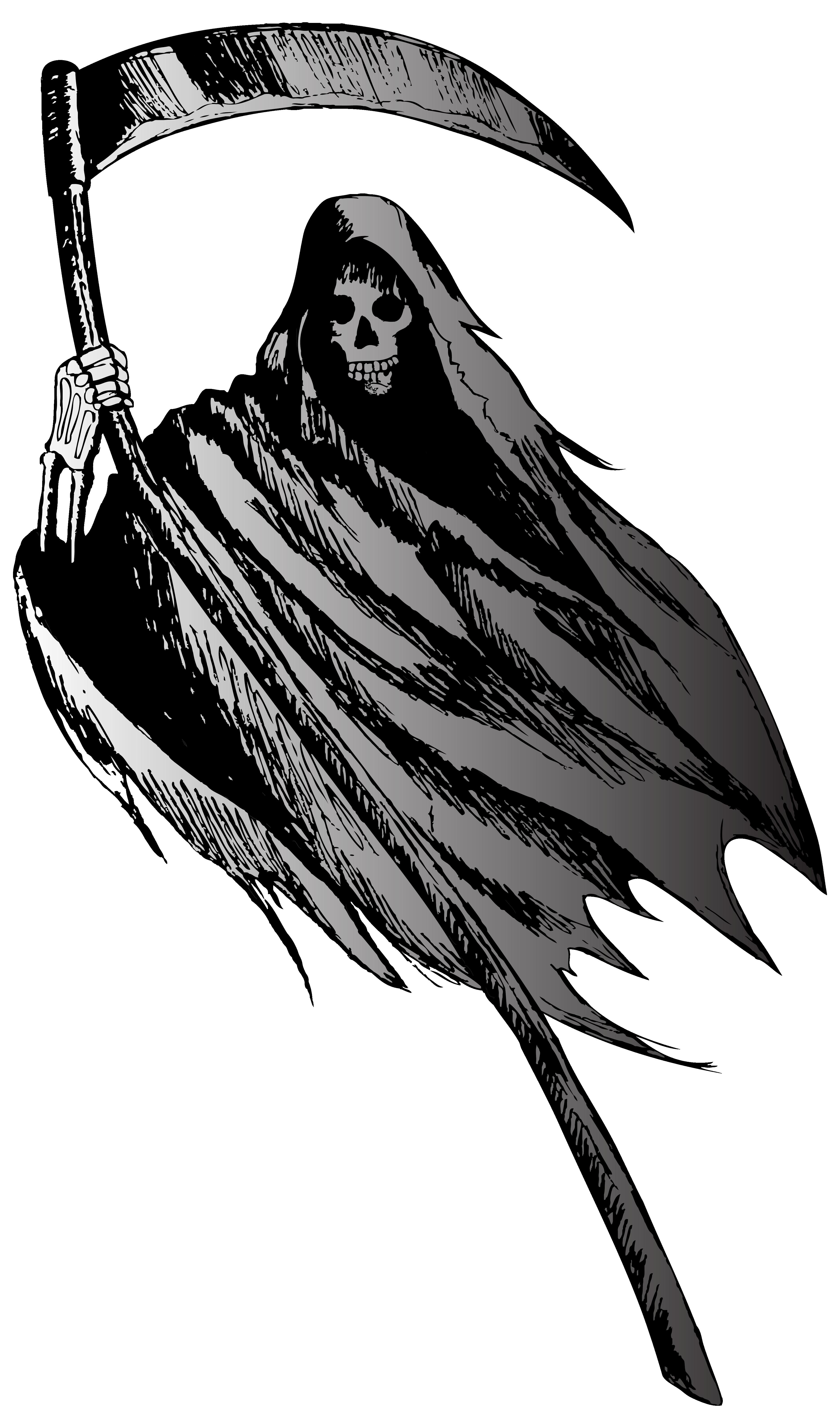 Phanom clipart grim Art  Art PNG Grim