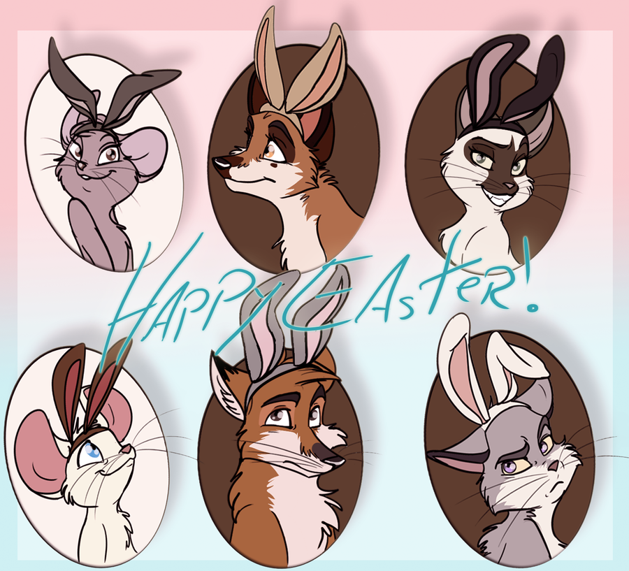 Emo clipart happy easter Easter Easter by by Happy