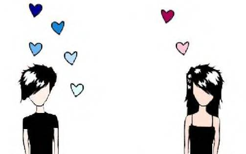 Emo clipart love We best see you you