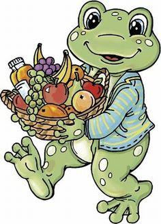 Emo clipart nak * OPKIKKERTJE Pinterest Frog Creations: