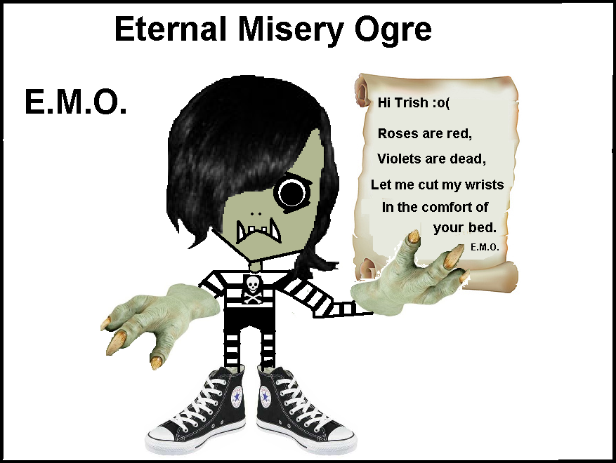 Emo clipart poem Poems Poetry Poems timoraser: ever