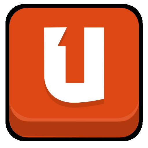 Emo clipart ubuntu Alike pixel Iconset Icon bokehlicia