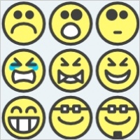 Emotional clipart Expression Smiley Emotions emotion Emotions