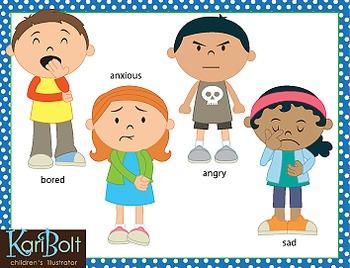 Emotions clipart child emotion Art Art art Clip Clip