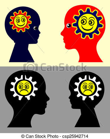 Emotions clipart child psychology Concept csp25942714 Psychological  Kids