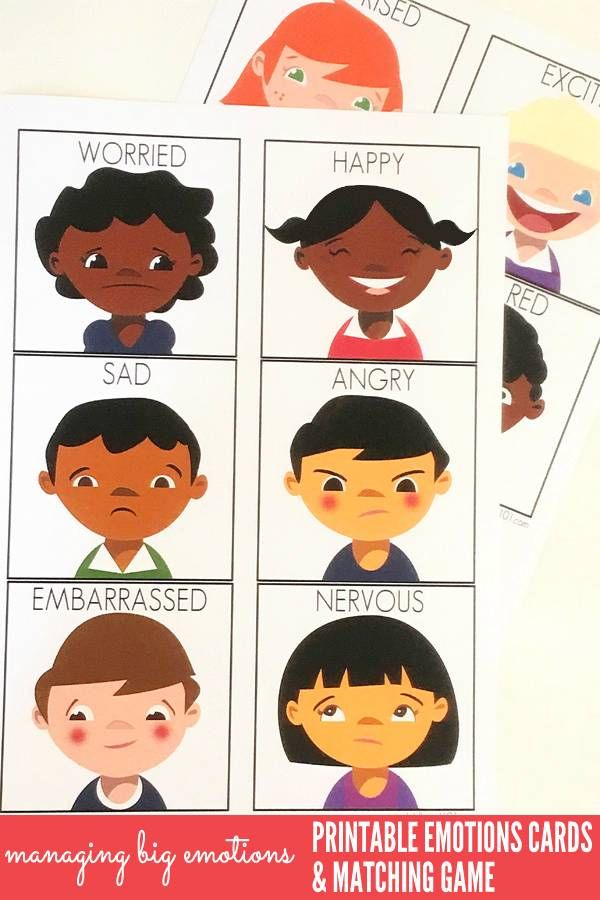 Emotions clipart child psychology And Printable best Emotions Pinterest