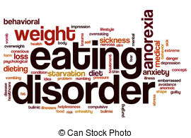 Emotional clipart disorder Eating Images illustrations 550 Stock