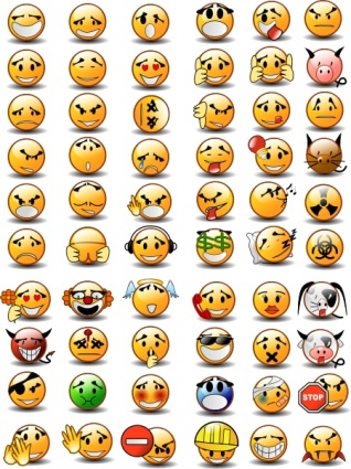 Smileys clipart happy emotion Happy Other art Art clip