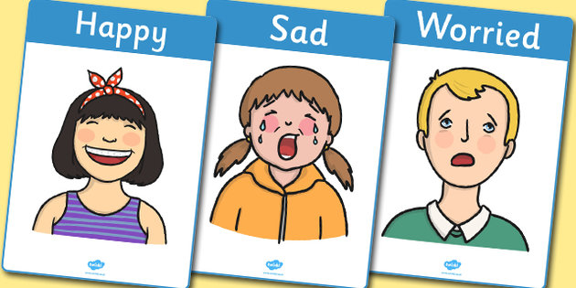 Emotional clipart emotional development Expressions Emotions All me Emotions