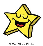 Emotional clipart happy star #7