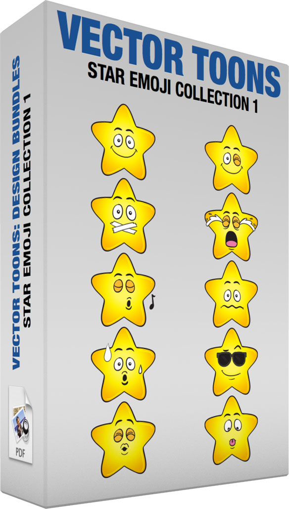 Emotional clipart happy star #9