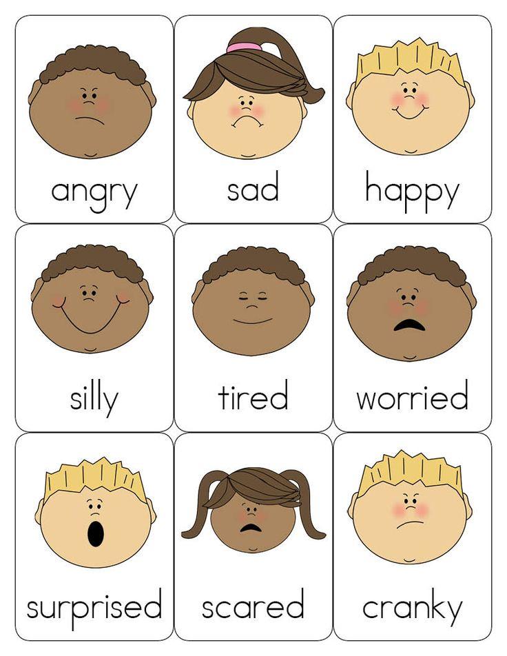 Emotional clipart hurt feeling Preschool ideas Emotions Best Feelings