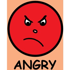 Emotions clipart anger For Kids Teachers Clip Clip