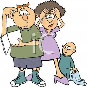Emotional clipart parent A Normal  behavior Random